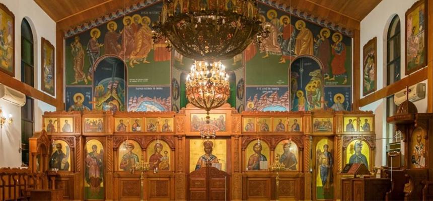 Greek Orthodox Church, Moonee Ponds
