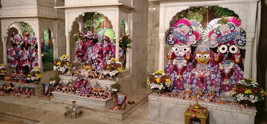 Hare Krishna (Hindu Temple), Albert Park