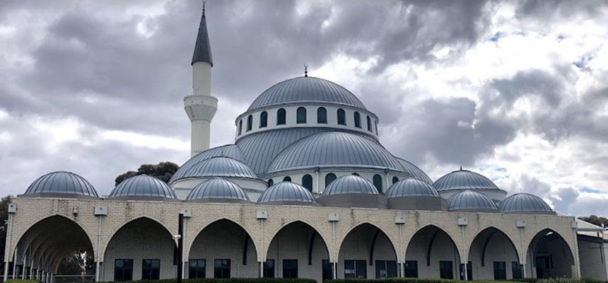 Cyprus Turkish Islamic Community of Victoria (Islamic Mosque), Sunshine